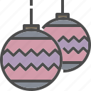 ball, bauble, christmas, decoration, xmas icon