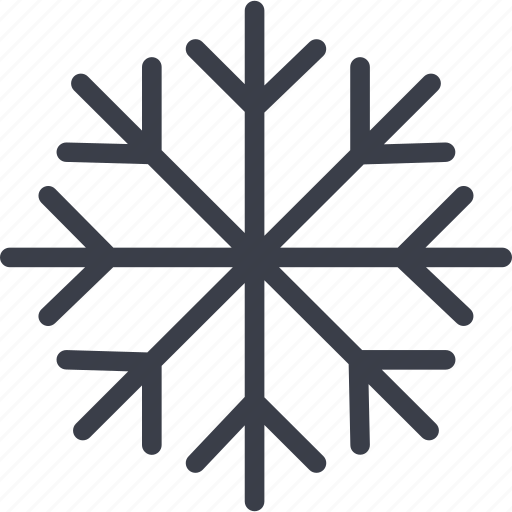 christmas, holiday, ice, snow, snowflake, winter, xmas icon