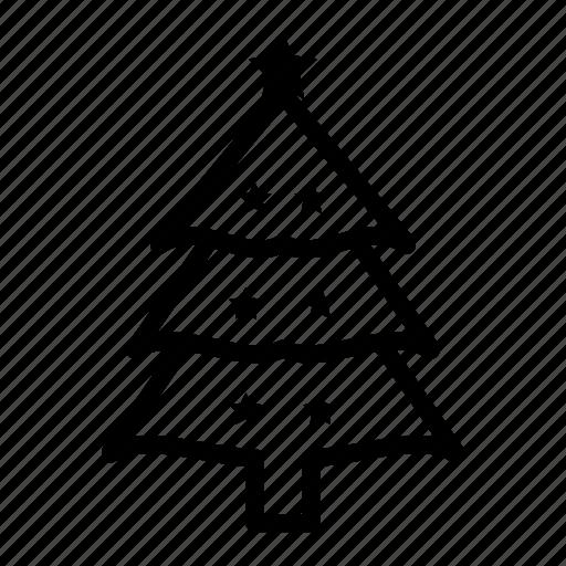 celebration, christmas, decoration, holiday, tree, winter, xmas icon