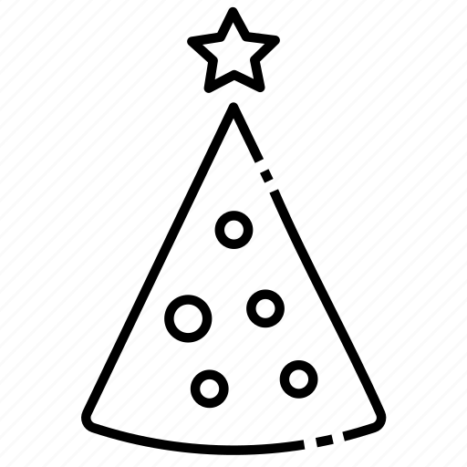 christmas, christmas tree, fir, spruce, tree, xmas icon