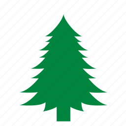 christmas, fir, nature, tree icon