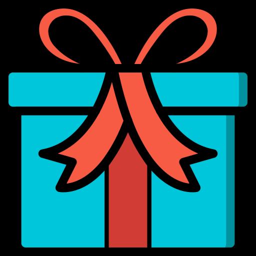 christmas, father christmas, present, xmas icon