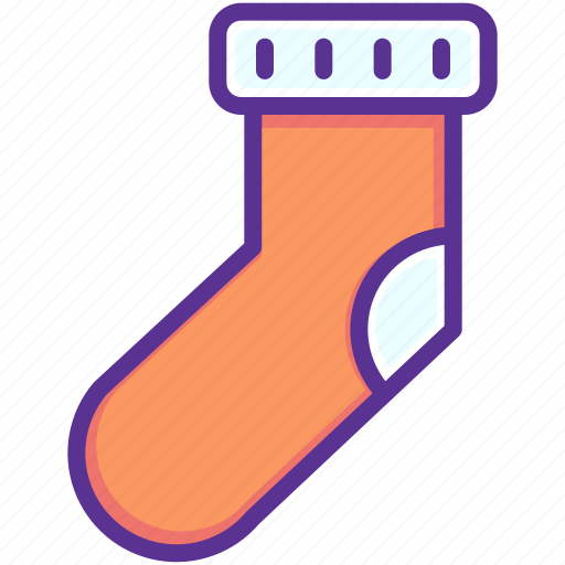 candy, christmas, gift, present, socks, winter icon
