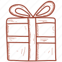 birthday, christmas, gifts icon
