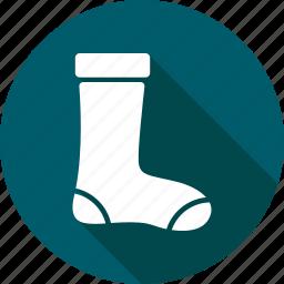 christmas, holiday, socks icon