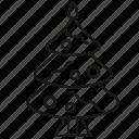 christmas, christmas tree, decoration, fir