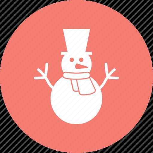 christmas, globe, man, snow icon