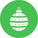 christmas, decor, decoration, holiday, ornament icon