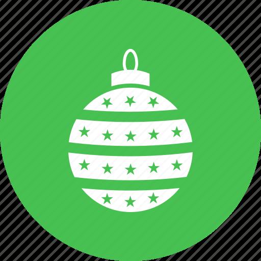 christmas, decor, decoration, holiday, ornament icon