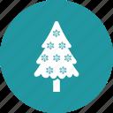 christmas, holiday, tree, winter