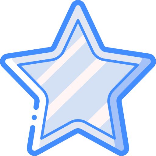 christmas, star, xmas icon