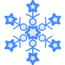 snow flake, christmas, icicle, snow, xmas