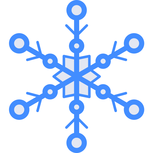 christmas, icicle, snow, snow flake, xmas icon