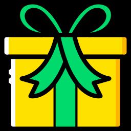 christmas, present, xmas icon