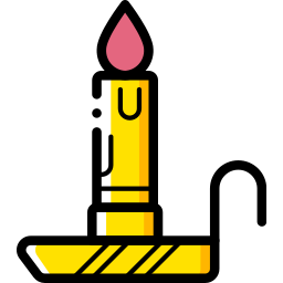 candle, christmas, xmas icon