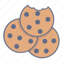 celebration, christmas, cookie, food, xmas icon