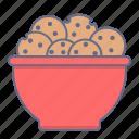 celebration, christmas, cookie, food, jar, xmas icon