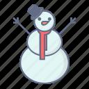 celebration, christmas, holiday, snowman, xmas