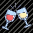alcohol, celebration, cheers, christmas, drink, wine, xmas