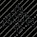 celebration, christmas, decoration, mistletoe, nature, plant, xmas icon
