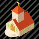 building, church, eastern, isometric, logo, object, pastor