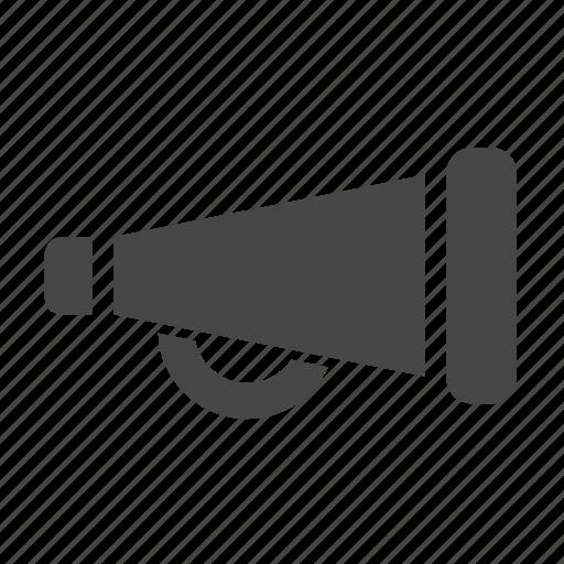 cinema, director, megaphone icon