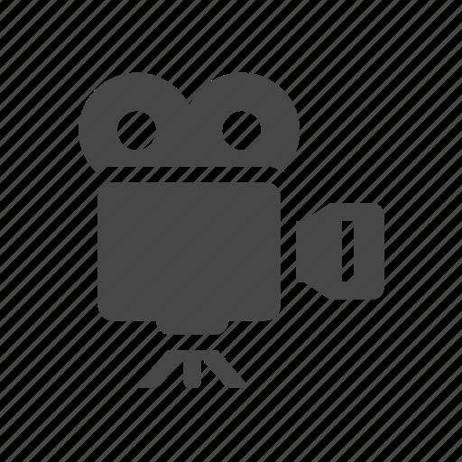 camcorder, camera, cinema, recorder, video icon