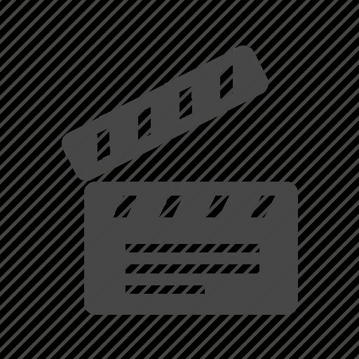 director, flap, movie, movie flap icon