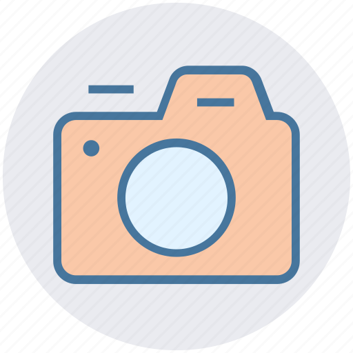 Camera, electronics, image, multimedia, photo, photography, picture icon - Download on Iconfinder