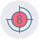 cinema, countdown, film, movies, number, start icon