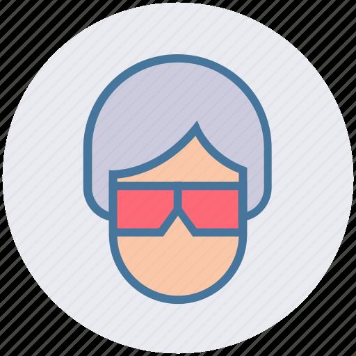 Cinema, film, glasses, movie, movie preview, video, watch movie icon - Download on Iconfinder