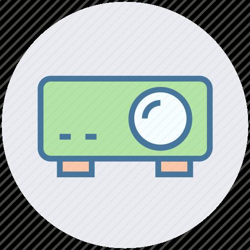 Camera, cinema, film, movie, multimedia, projector, video icon - Download on Iconfinder
