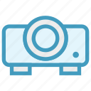 camera, cinema, film, movie, multimedia, projector, video icon