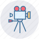 camera, cinema, entertainment, movie, photo studio, video, video camera