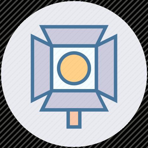 Cinema, film, light, media, movie, movies, scene icon - Download on Iconfinder