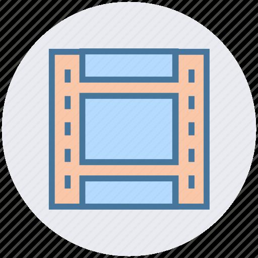 Cinema, cinema film reel, film, film reel, movie, movie film reel, video icon - Download on Iconfinder