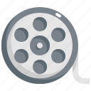 cinema, entertainment, film, movie, roll, theater