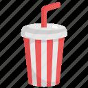 beverage, cinema, drink, glass, movie, soda, softdrink