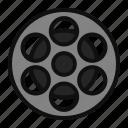 cinema, entertainment, film, movie, roll