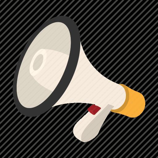 broadcast, emergency, loud, loudspeaker, megaphone, sound, speaker icon