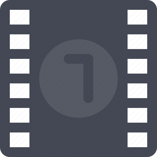 entertainment, filmroll, filmstrip, multimedia, reel, video icon