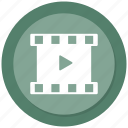 cinema, film, movie, video icon