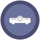 device, hardware, projector, technology icon