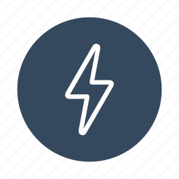 bolt, charge, charging, energy, fast, speed, thunder icon