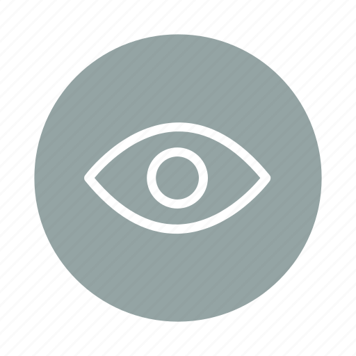 eye, find, finder, look, privacy, see, view icon