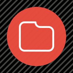 documents, file, files, folder, storage icon