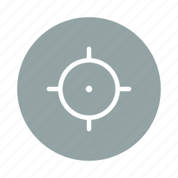 gps, location, map, marker, navigation, target icon