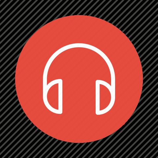 headphones, listen, music, phones, sound icon