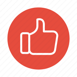 facebook, favorite, favourite, like, thumbs, thumbs up, up icon