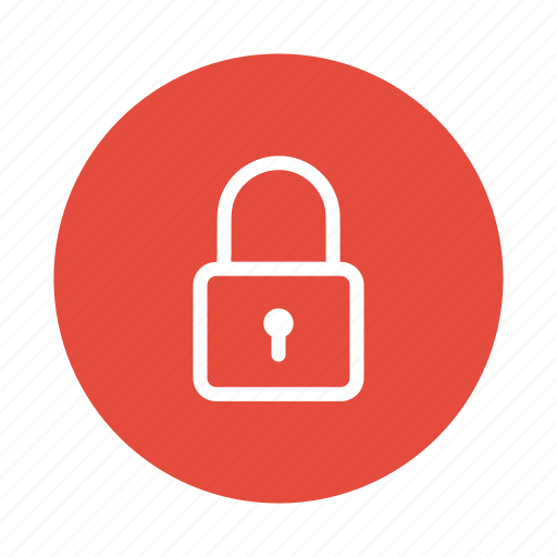 lock, locked, password, protected, safe, secure, security icon